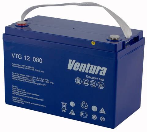 Аккумулятор VENTURA VTG 12 080 M8