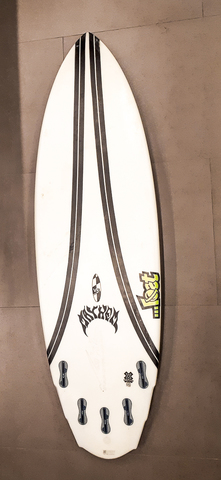 Сёрфборд LOST Carbon Wrap V3 Rocket 6'0