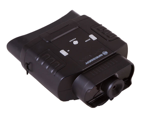 Бинокль ночного видения Bresser 3x20, цифровой - фото 3