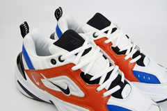 кроссовки Nike M2K Tekno Summit White / Black / Team Orange