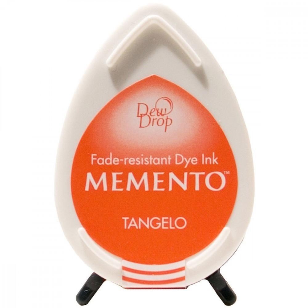 Штемпельная подушечка mini - MEMENTO - Tangelo