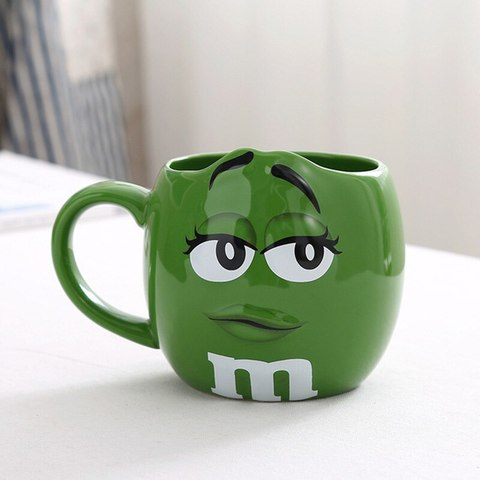 M&M чайник кружка керамические