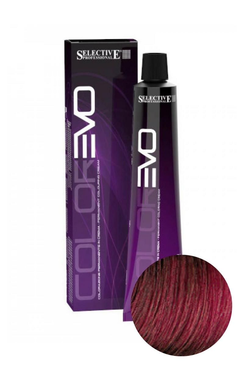 Краска для волос ColorEVO 7.66 (Блондин красный интенсивный), Selective, 100 мл
