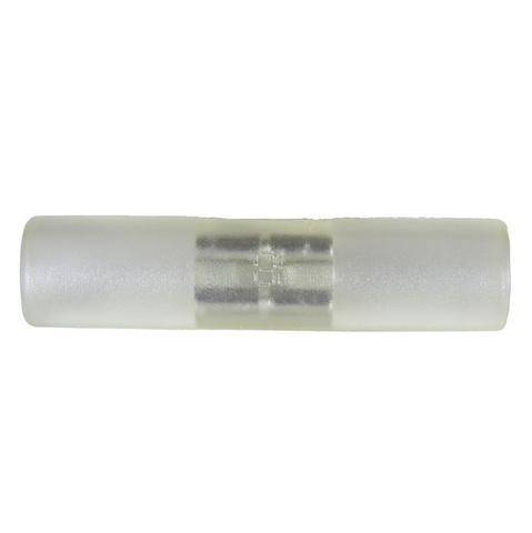 Соединитель для сращивания ПВХ шланга шнура дюралайта LED провода лэд кабеля