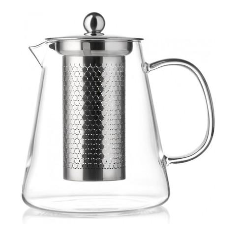 Чайник заварочный Walmer Sapphire (1 литр), серебристый