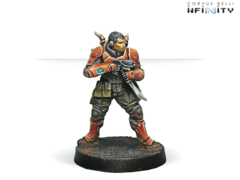 Yu Jing - Gui Feng Spec-Ops (Extra Weapon Sprue)