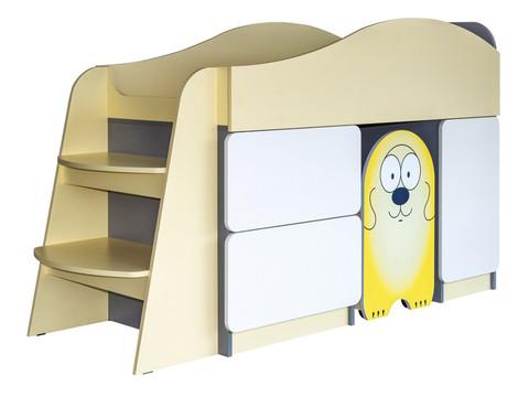 Кровать-чердак Монти