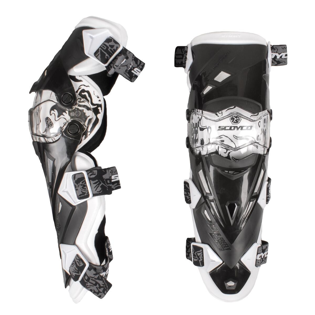 SCOYCO K12 black/white