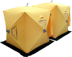Палатка для зимней рыбалки Tramp IceFisher 2