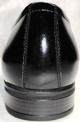 Лакированная обувь. Мужские дерби Ikoc 2118-6 Patent Black Leather.