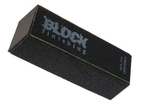 Пилочка BLOCK полировочная черная