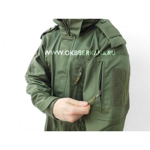 Куртка демисезонная Горка М16 «Беркана» Олива