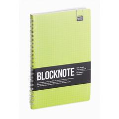 Блокнот Альт Ultimate Basic Active Book А5 60 листов в клетку на спирали (135х210 мм)