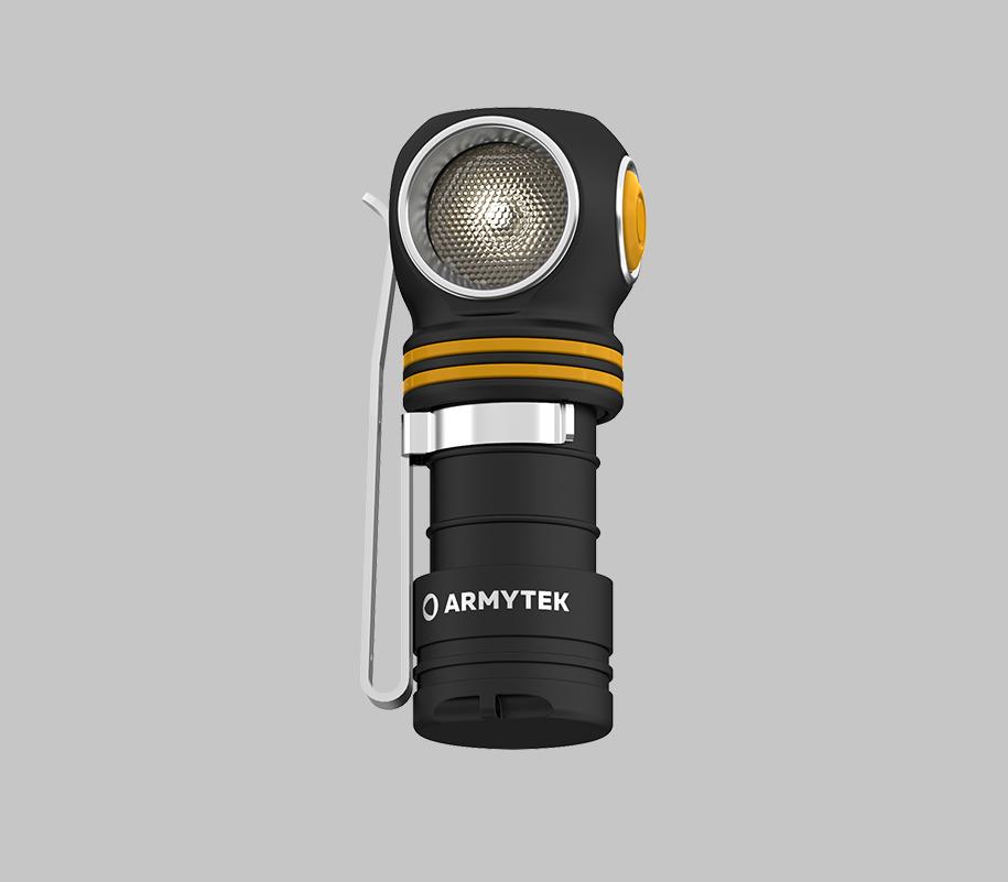 Мультифонарь Armytek Elf C1 Micro USB (теплый свет) - фото 3