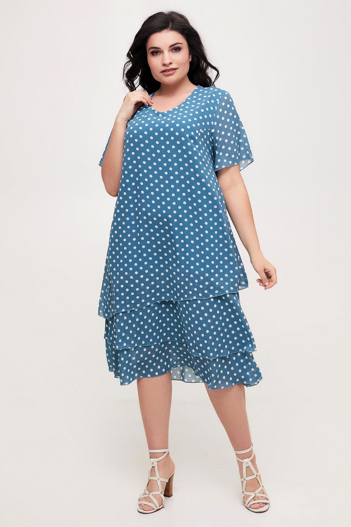 Сукня Марина (бірюза)