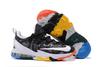 Nike Lebron 13 low 'White/Black'