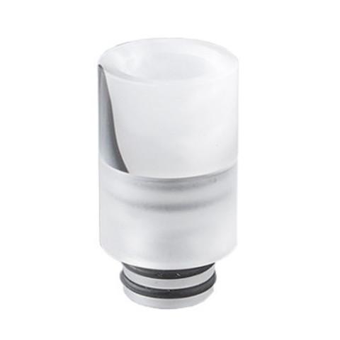 Drip-Tip Acrylic 23мм белый