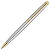 Waterman Hemisphere - Stainless Steel GT, шариковая ручка, M