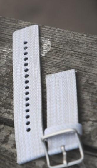 Плетеный ремешок Polar Vantage M White