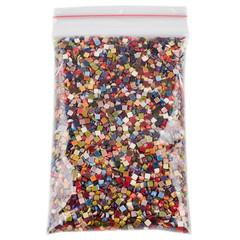 Пакет с замком Zip-Lock 7x10 см 32 мкм (100 штук в упаковке)