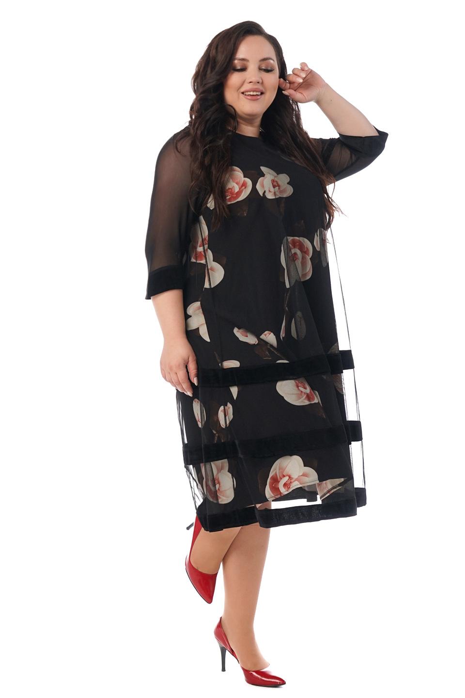Платье-3327