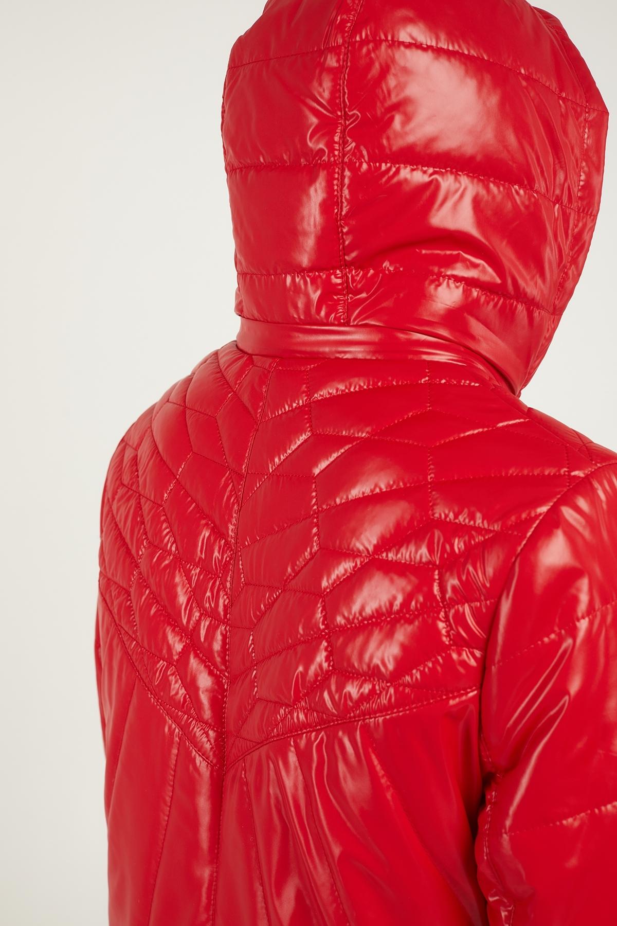 Куртка Ніцца (червоний)