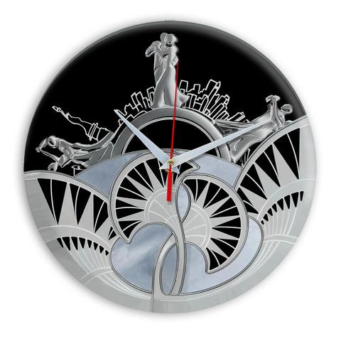 Настенные часы Ideal 3d003