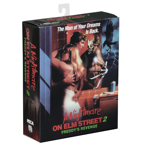 Фигурка NECA A Nightmare on Elm Street Part 2 Freddy (Кошмар на Улице Вязов 2)