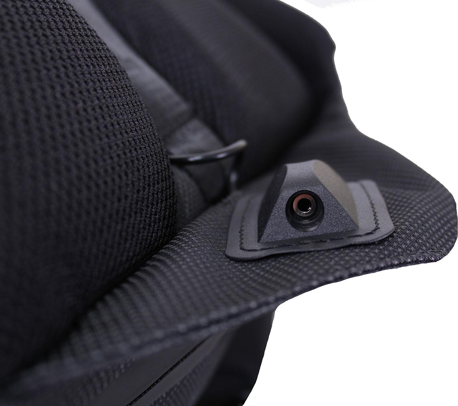 Рюкзак для ноутбука Bagland Advantage 23 л. Чёрный (00135169)
