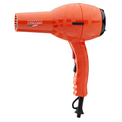 Фен для волос Gamma Piu L'Italiano 2000 Вт оранжевый
