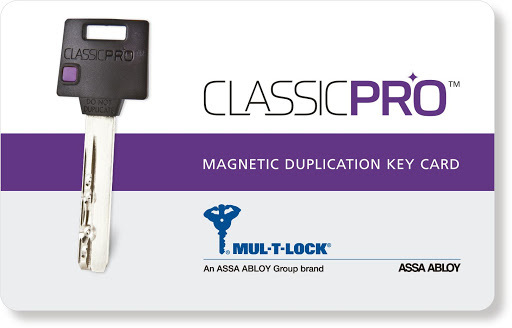 Mul-T-Lock Classic Pro 33x38 Rattaga südamik CR