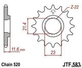JTF583-14 Звезда ведущая передняя JTF583 14 зубьев для Yamaha TT-R250 TT250R