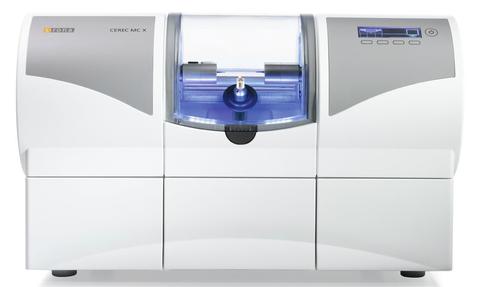 Шлифовально-фрезерный аппарат CEREC MC X Dentsply Sirona