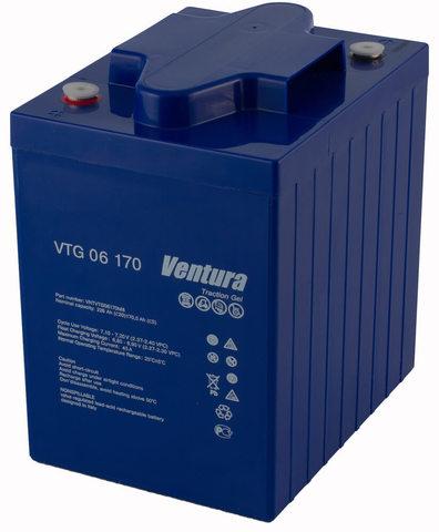 Аккумулятор тяговый VENTURA VTG 06 160 М8