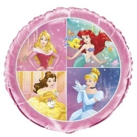 Шар круг Принцессы