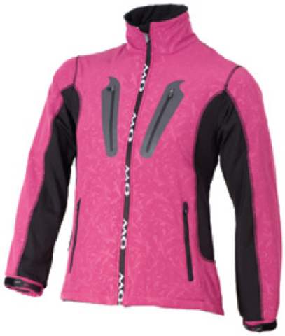Лыжная разминочная куртка One Way - Cata fucsia женская