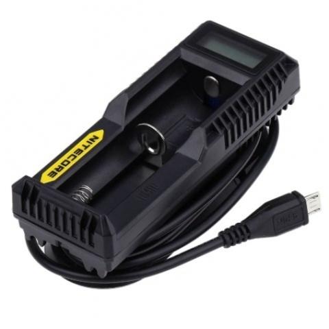 Зарядное устройство Nitecore UM10 USB LCD