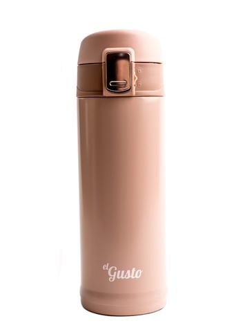 Термокружка El Gusto Terra (0,42 литра), кофейная