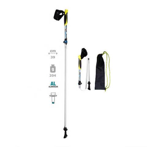 Скандинавские палки Race Nordic Walking X4 Z-Pole (39 см) 110-130 см