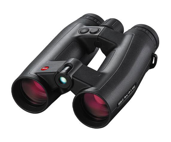 Бинокль-дальномер Leica Geovid 10x42 HD-В - фото 3