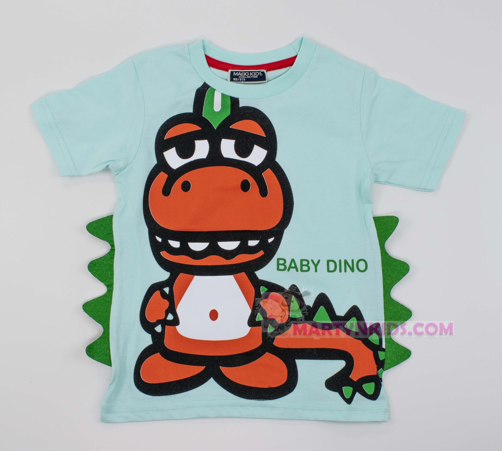 3363-2  футболка BABY DINO