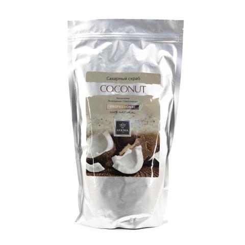 Сухой сахарный скраб «Cocconut»
