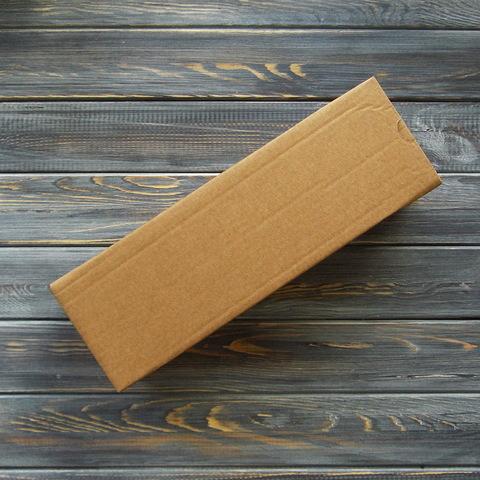 Коробка гофро вертикальная (100*100*310мм)