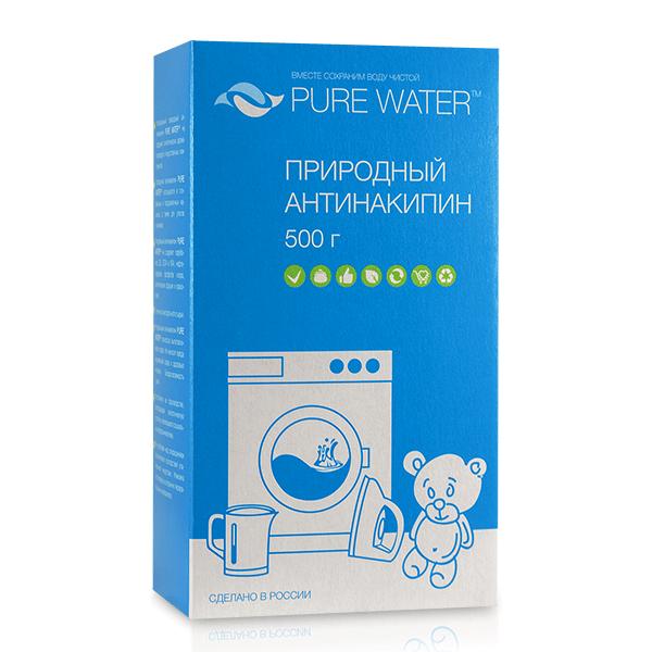 Антинакипин природный Pure Water