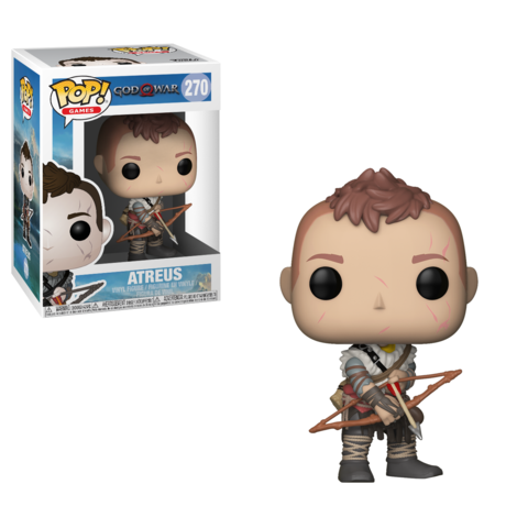 Фигурка Funko POP! Vinyl: Games: God of War: Atreus 27032