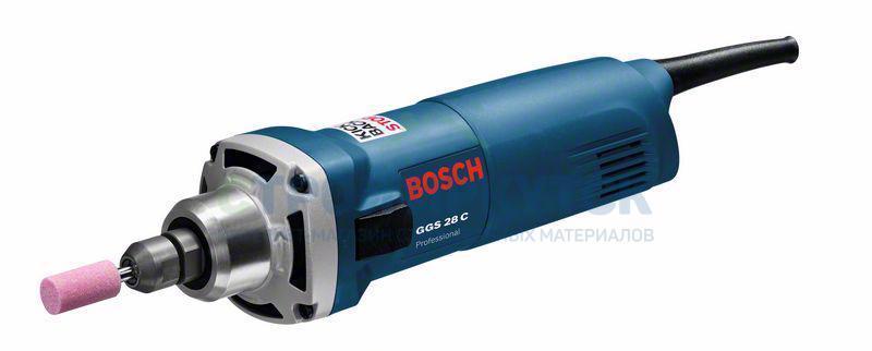 Шлифовальные машины Прямая шлифмашина Bosch GGS 28 C (0601220000) 1b1e94e75bc140859cb7fe99239cdc40