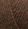 Пряжа Alize ALPACA ROYAL 201 (коричневый)