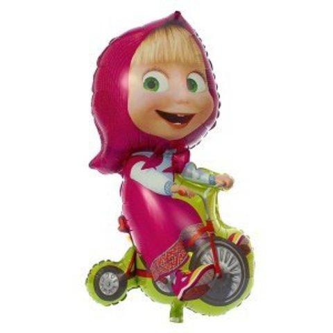GR Фигура Маша на велосипеде 39