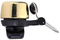 Звонок велосипедный BBB bike bell Noisy brass Glossy Gold - 2