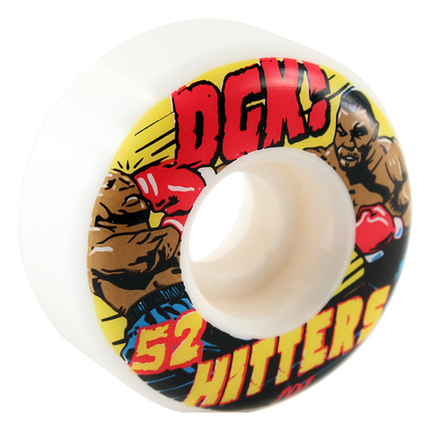 Колеса DGK Hitters Wheels 52mm